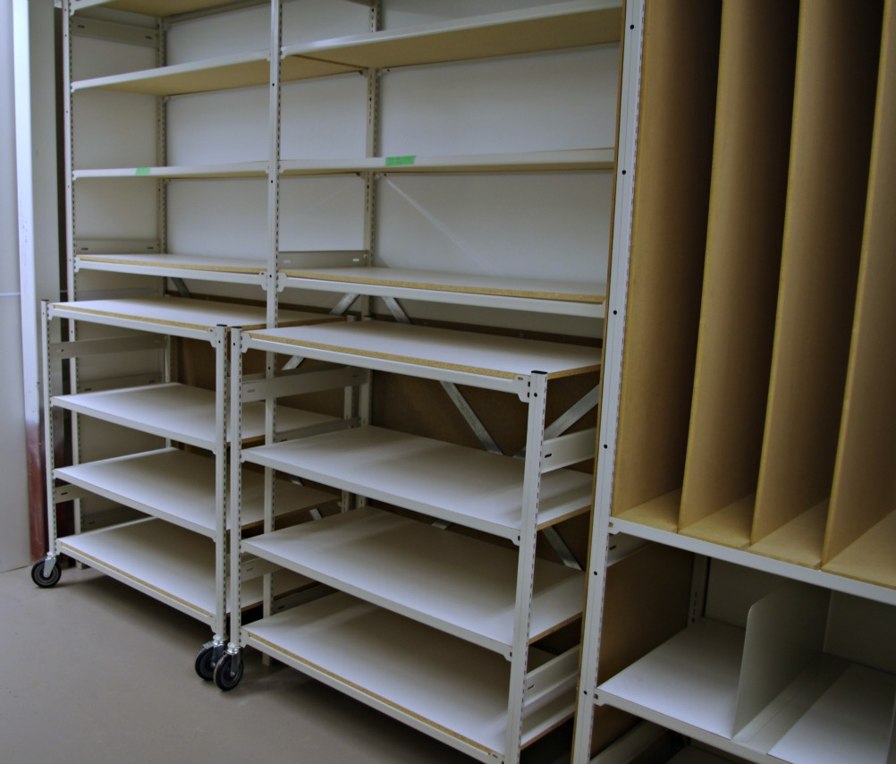 Mobile Shelving Covers : Accessories « e z rect manufacturing ltd