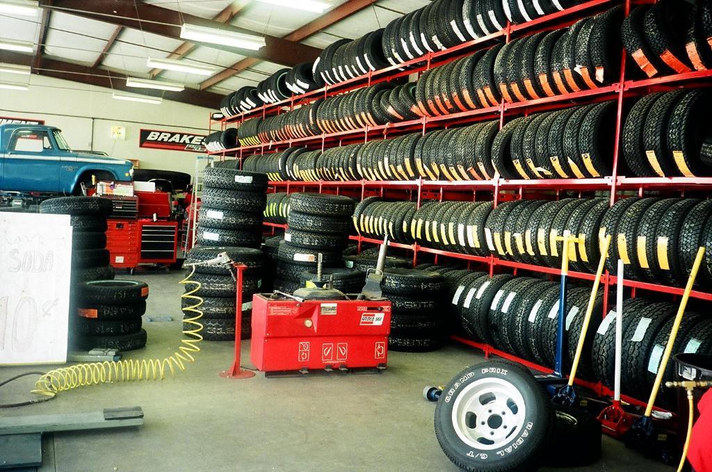 Retail Tire Application