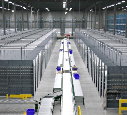 Type 1 with Conveyor